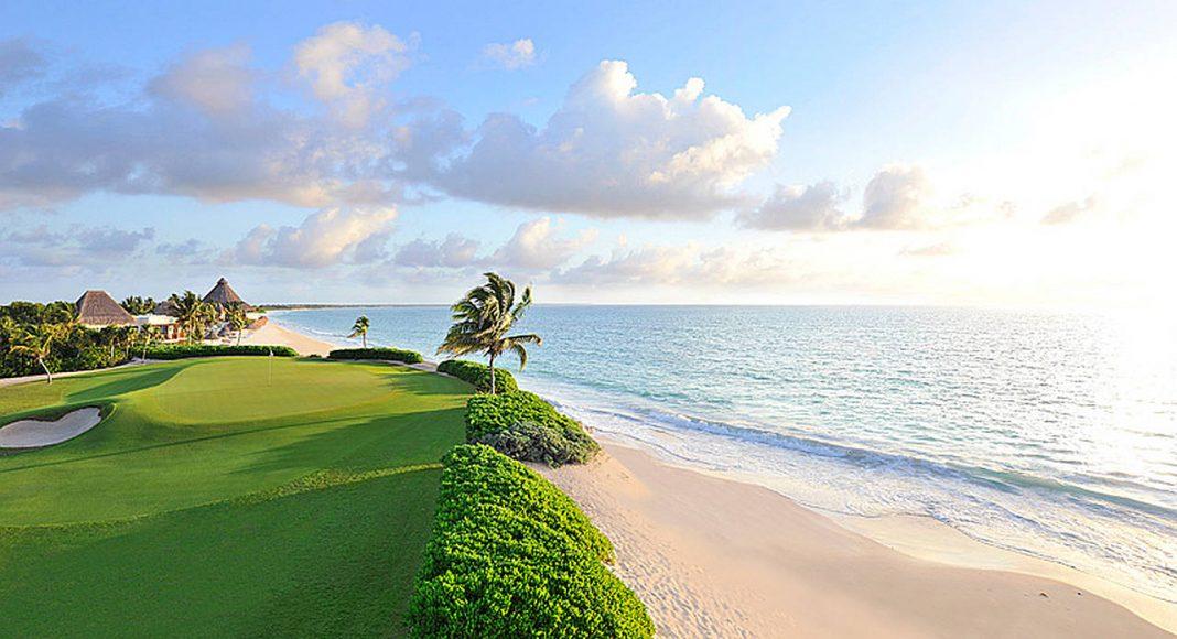 Campos de Golf el Camaleón de Mayakoba y el Iberostar en la Riviera Maya : Photo credit © Mayakoba