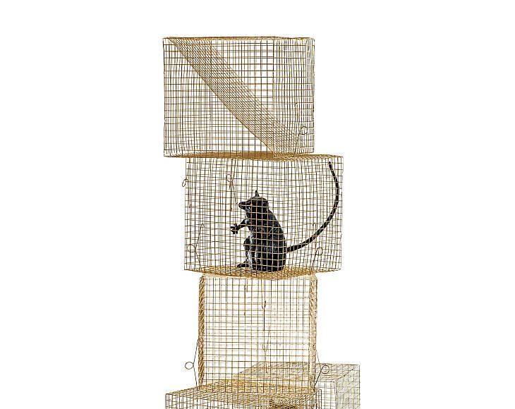 Ingo Maurer Seven Rats : Photo © Ingo Maurer