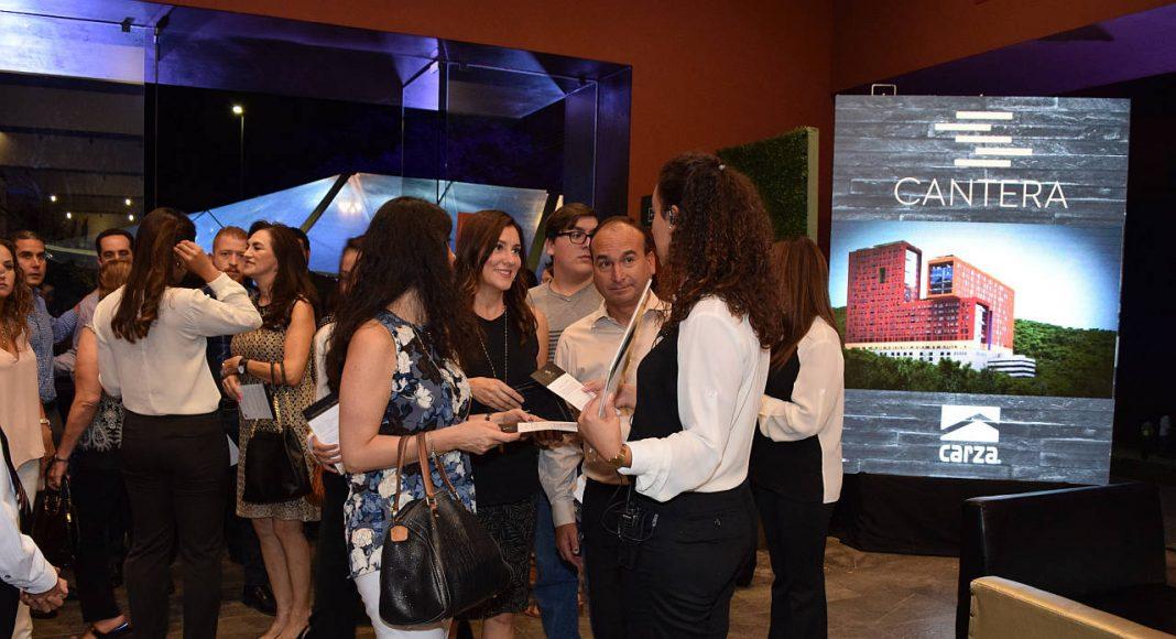 Invitados a la presentación del proyecto CANTERA : Fotografía © Carza
