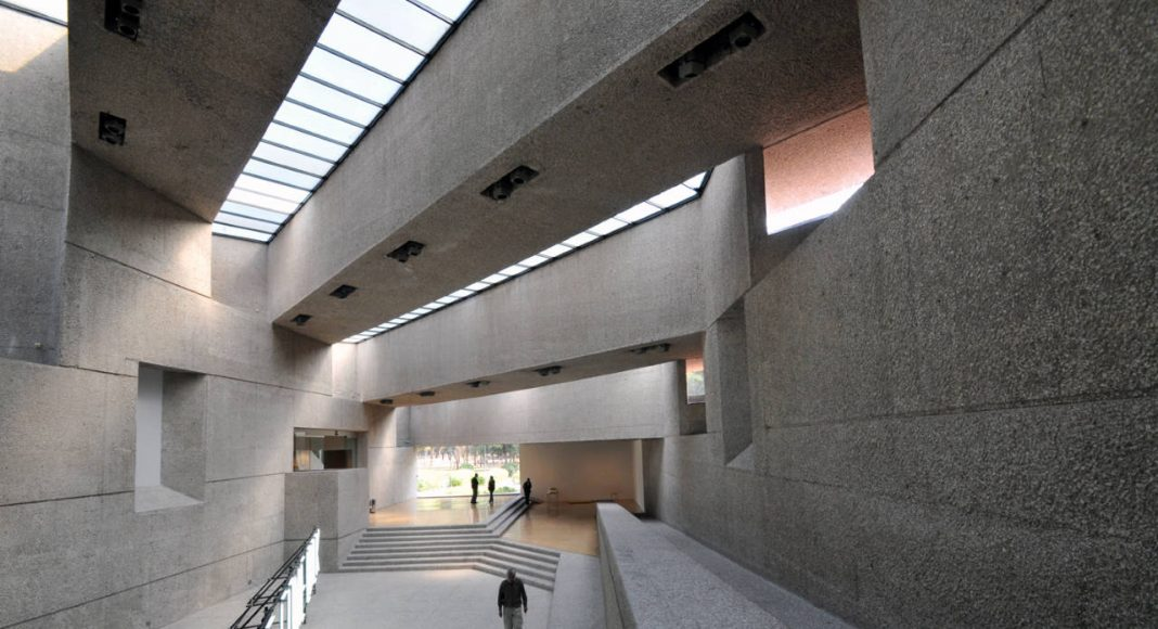 Museo Tamayo Arte Contemporáneo Interior : Fotografía © Secretaría de Cultura - FSM