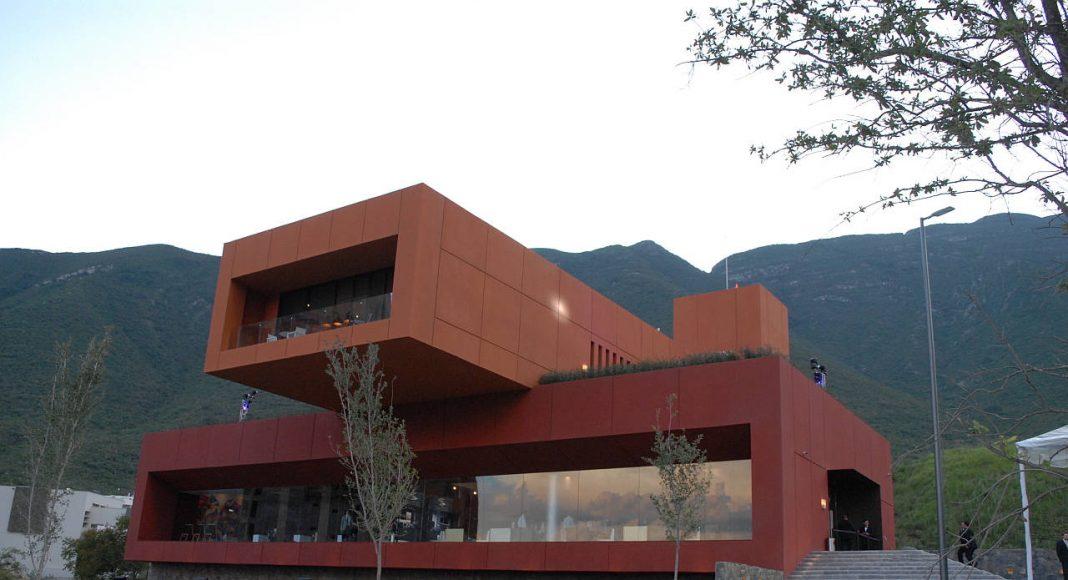 Vista Panorámica del Showroom del Proyecto CANTERA : Fotografía © Carza