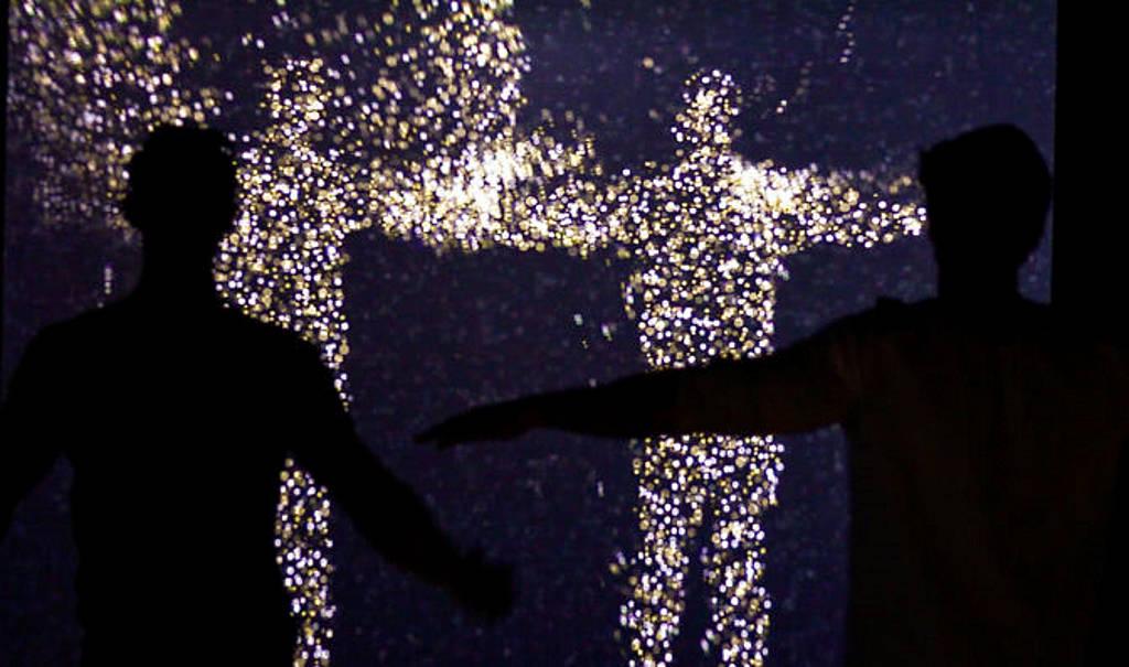 Skyspace Reflection Wall by Stimulant : Photo © Stimulant, courtesy of NVIDIA Pro Graphics Blog