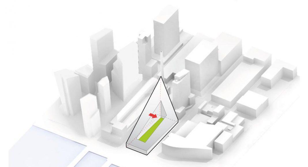 VIΛ 57 West by BIG – Bjarke Ingels Group : Diagram © BIG – Bjarke Ingels Group