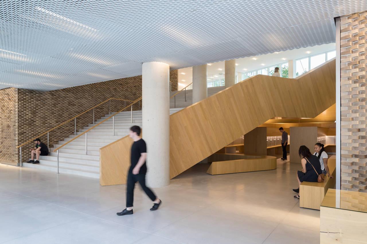 VIΛ 57 West Interior by BIG – Bjarke Ingels Group : Photo credit © Iwan Baan