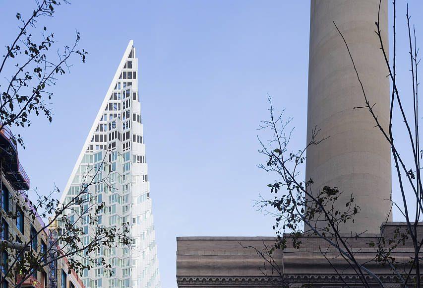 VIΛ 57 West Street View by BIG – Bjarke Ingels Group : Photo credit © Iwan Baan