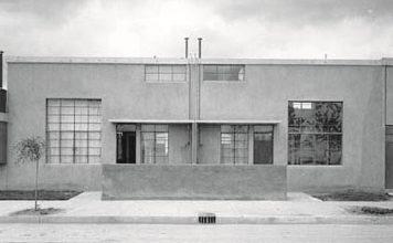 """Recorrido Arquitectónico """"Juan Legarreta. Proyecto de Vivienda"""" : Foto cortesía de © FUNDARQMX"""