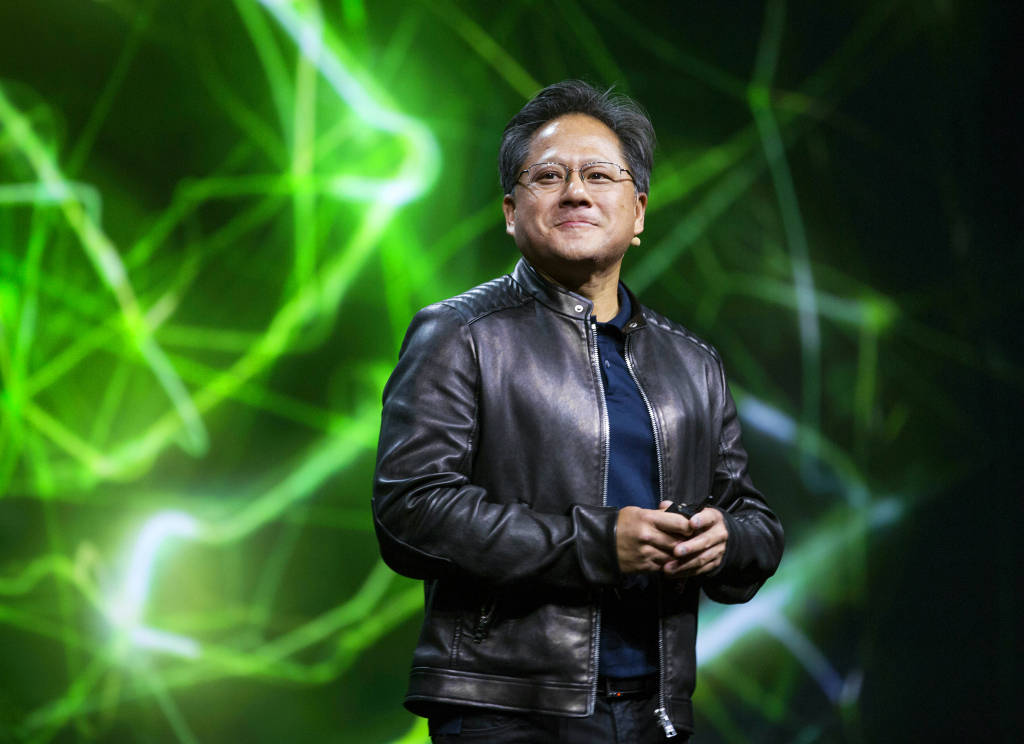 Jen-HsunHuang, Co-Founder &CEO, NVIDIA : Photo credit © NVIDIA Corporation