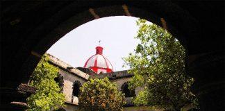 Ex Convento de Culhuacán : Foto © Mauricio Marat INAH