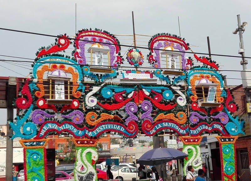 Portada. Santísima Trinidad : Foto © INAH