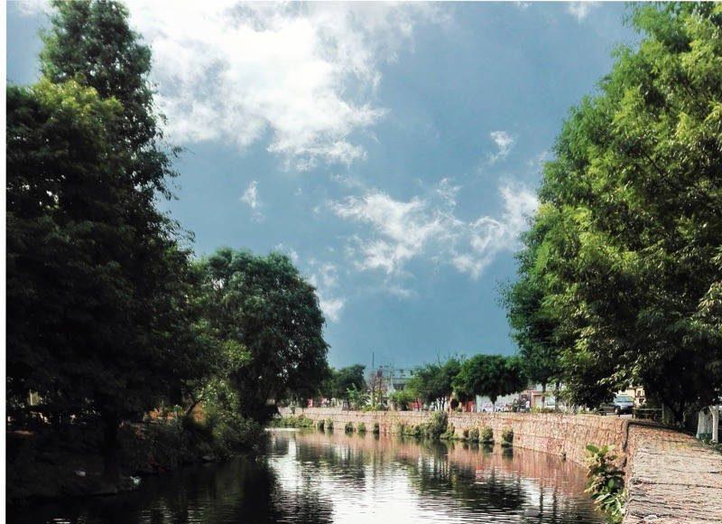 Canal Nacional : Foto © INAH
