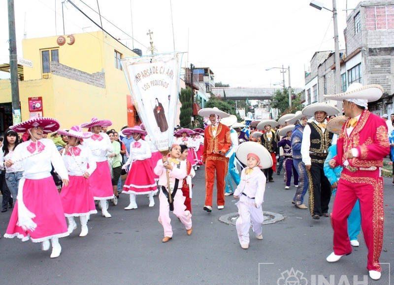 Danza de Charros : Foto © INAH