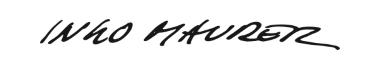 Logo © Ingo Maurer GmbH