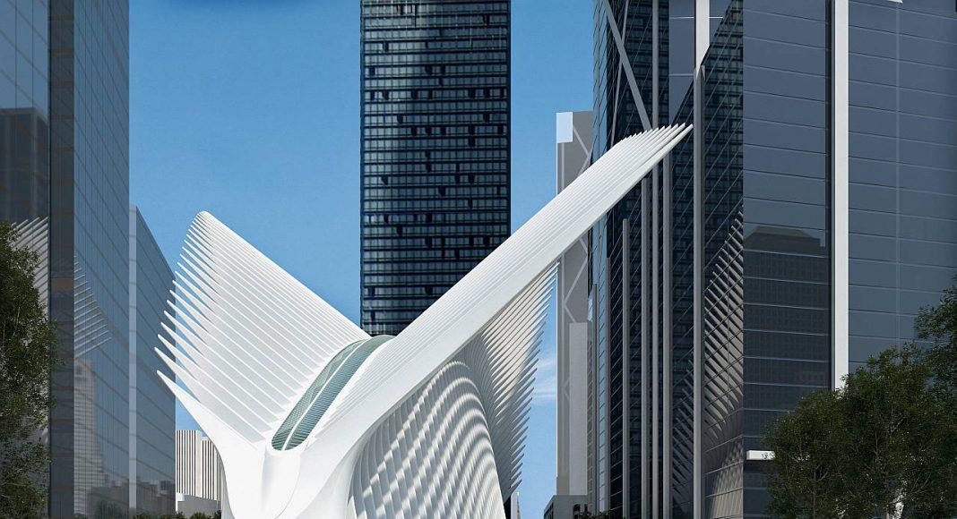 World Trade Center Transportation Hub, New York, NY, USA : Photo credit © Archiv Santiago Calatrava