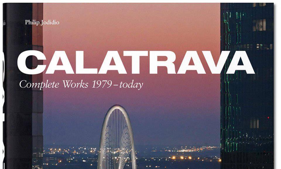 Calatrava. Updated version by Philip Jodidio - Tapa dura, 22.8 x 28.9 cm, 596 páginas : Cover © TASCHEN GmbH
