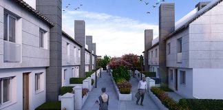MTD ESPAÑA, Proyecta 25 Casas en Córdoba : Render © MANUEL TORRES DESIGN España
