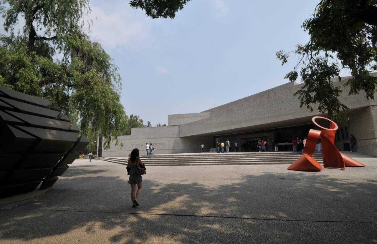 Museo Tamayo Arte Contemporáneo : Fotografía © Secretaría de Cultura - FSM