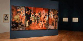 Otto Dix: Violencia y Pasión en el Museo de Arte Contemporáneo de Monterrey : Fotografía © MARCO, cortesía del Museo Nacional de Arte