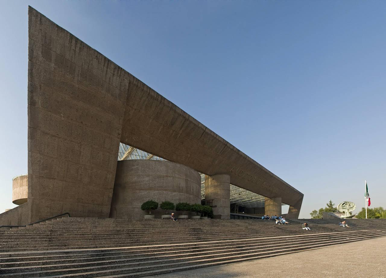 Photo credit : © Auditorio Nacional Ciudad de México via Shutterstock