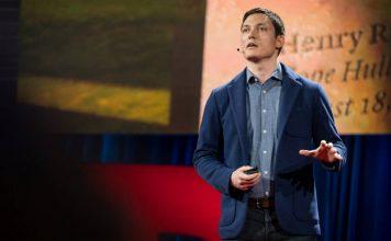 Michael Murphy: Arquitectura que se construye para sanar : Photo © TED Conferences LLC