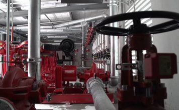 Victaulic Fire Protection Systems : Photo © Victaulic