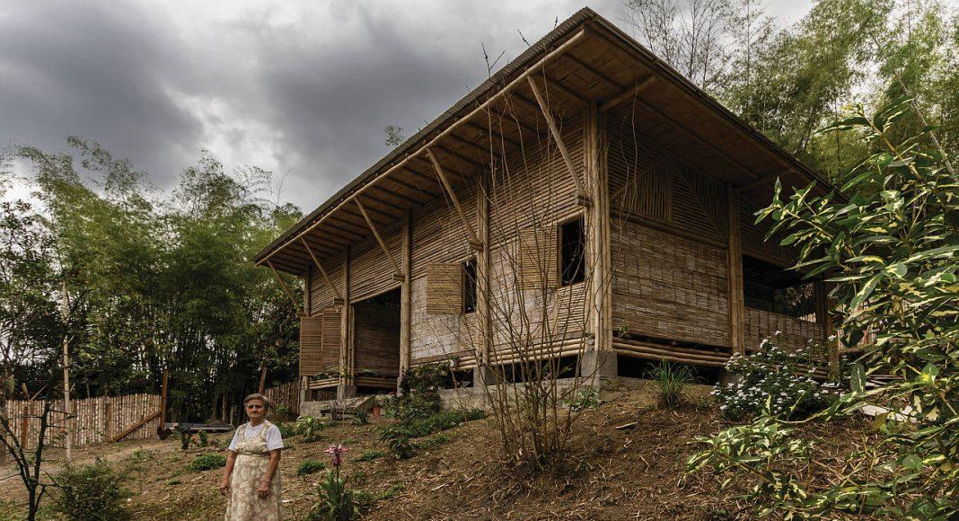 Casa Convento. Enrique Mora Alvarado. Ecuador : Photo © Juan Alberto Andrade