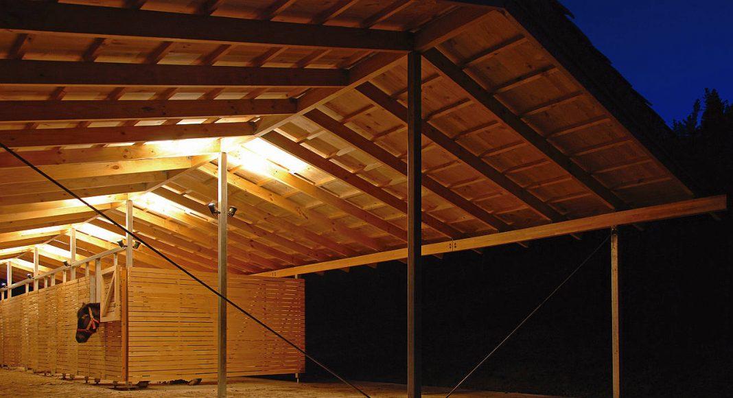 Establo. 57STUDIO: Maurizio Angelini , Benjamín Oportot. Chile : Photo © Maurizio Angelini