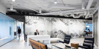 Edgar Office reception : Photo credit © Ema Peter Photography