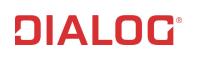 DIALOG Logo © DIALOG