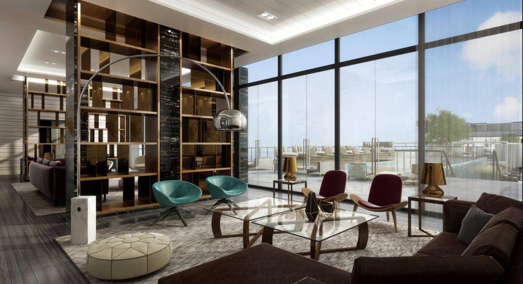 Aqualina at Bayside Roof Top Lounge : Photo credit © Aareas Interactive Inc.