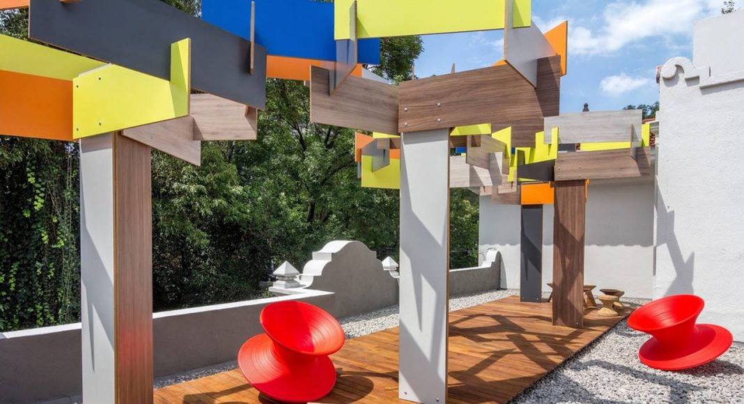 Design House at Design Week Mexico 2016 : Photo credit © Alfonso Béjar