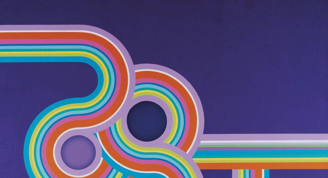 Agartha II (Miles Davis Doris), 1976 by Kazuya Sakai - Design Week México 2016 Museo de Arte Moderno : Photo credit © Museo de Arte Moderno
