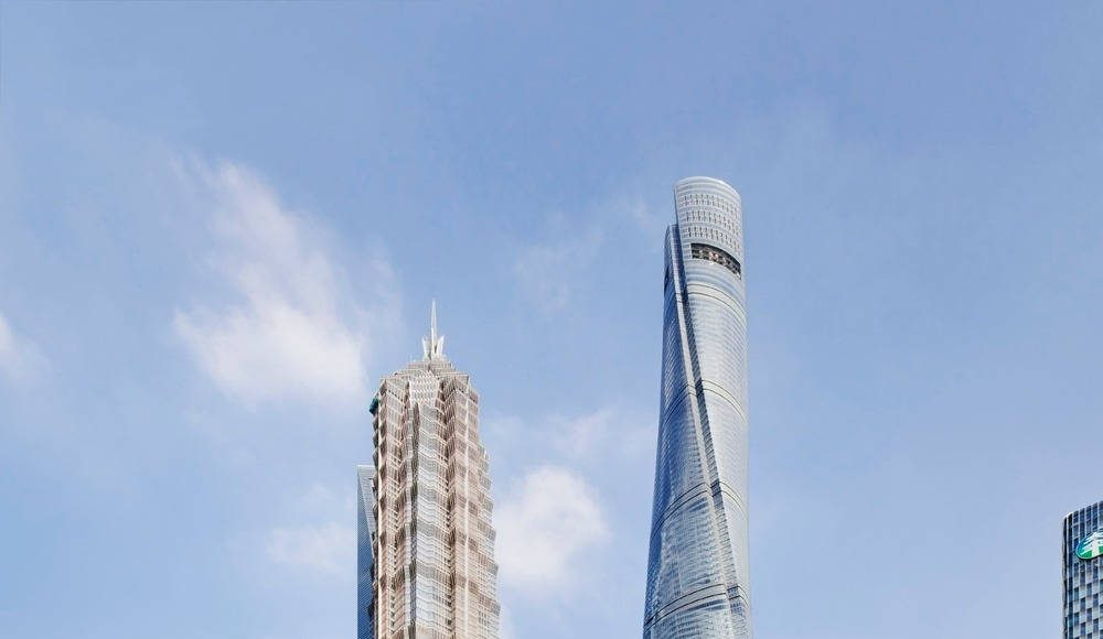 Architectural Design Of The Year: Dan Winey – Shanghai Tower : Photo credit © Connie Zhou