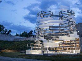Tamayo DWM Project: Museum of Immortality by Nikolaus Hirsch/Michel Müller : Photo credit © Alberto Jurtega
