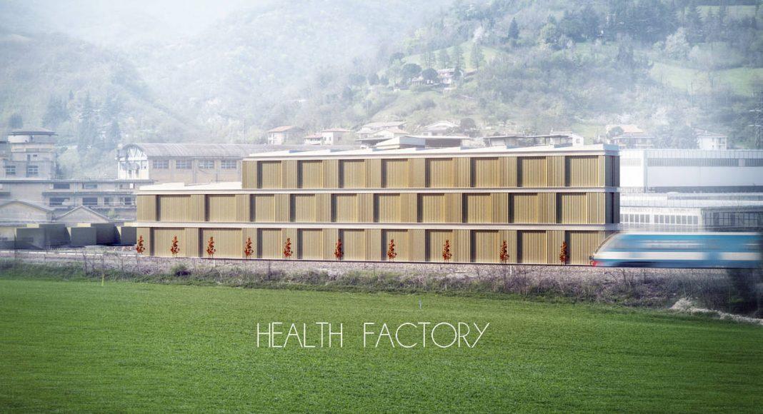 Proyecto con MENCIÓN del Concurso Green Academy - Equipo YeS Design : Miembros Yerlan Muratbek, Sadyr Khabukhayev : Render cortesía de © YAC