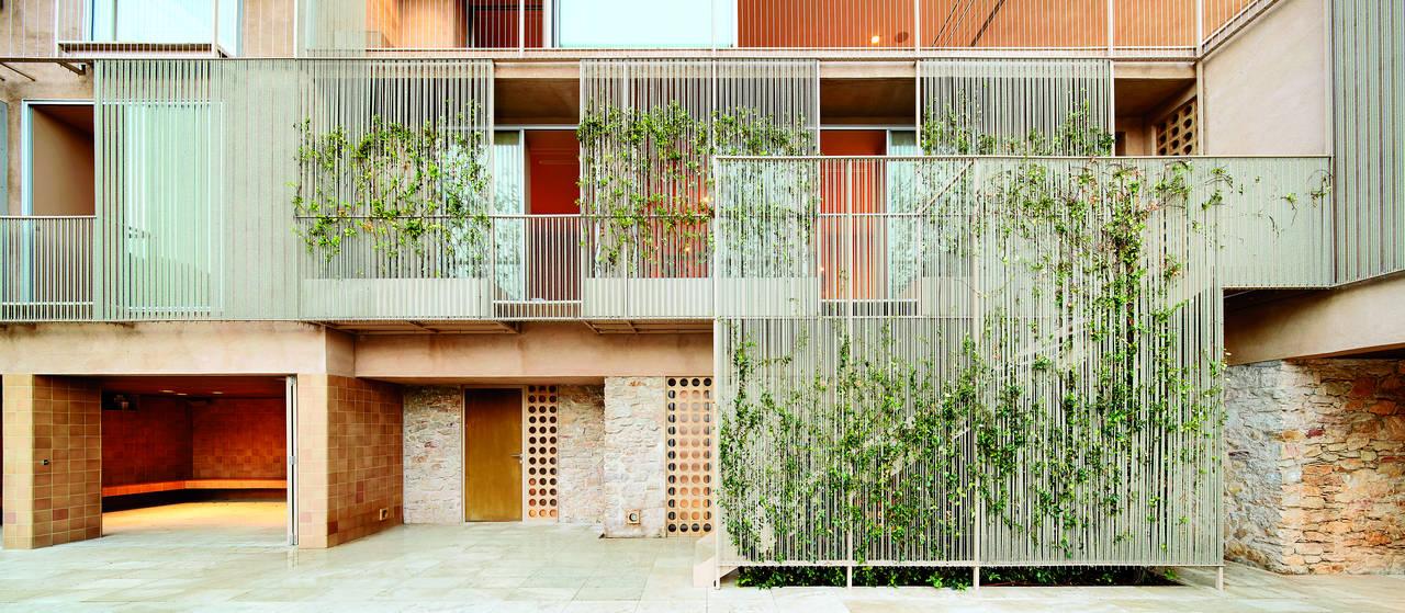 Casa Andamio Bosch Capdeferro Arquitectos : Foto © José Hevia