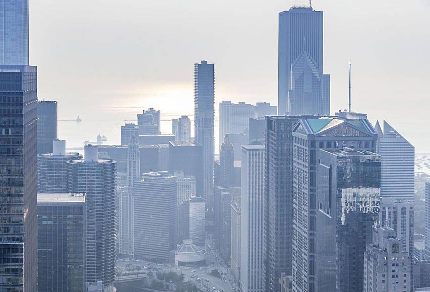 Chicago Riverwalk by Ross Barney Architects : Photo © Iwan Baan