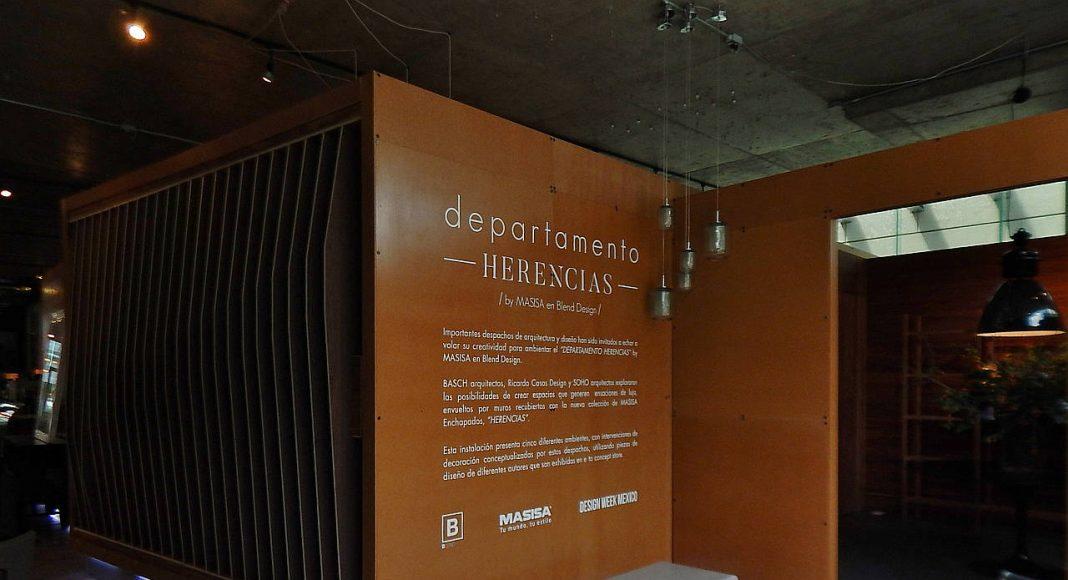 Departamento Herencias by MASISA : Fotografía © MASISA