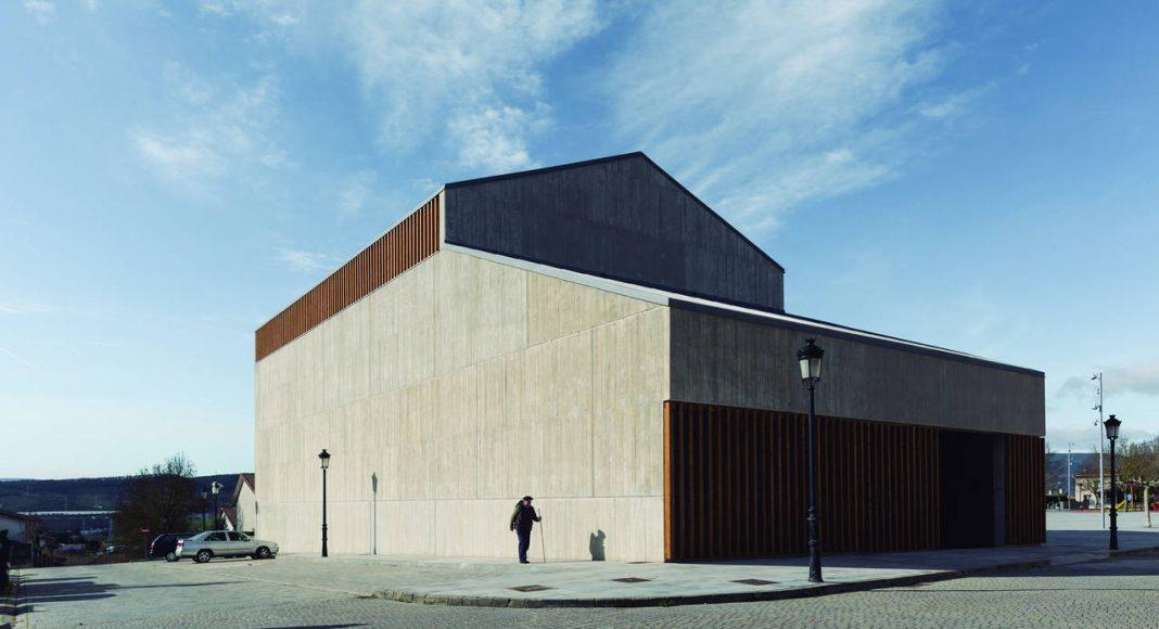 Fronton Gure Jokoa OFS Architects : Foto © J.Tellechea y © J.Cutillas