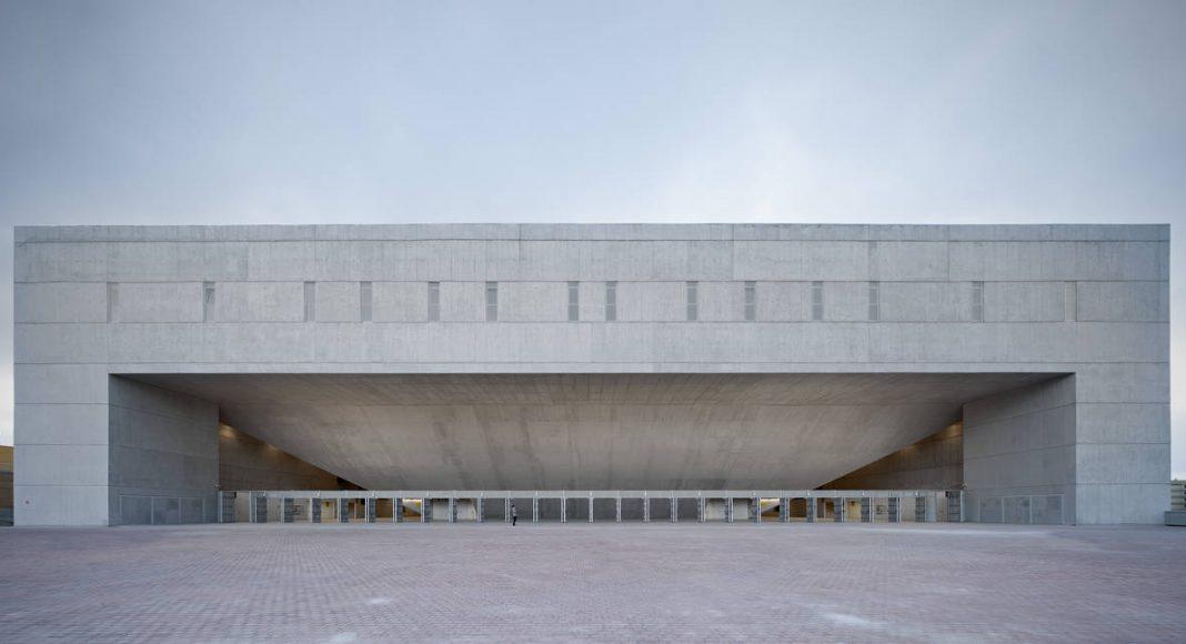 Gran Canaria Arena llps arquitectos : Foto © Javier Callejas