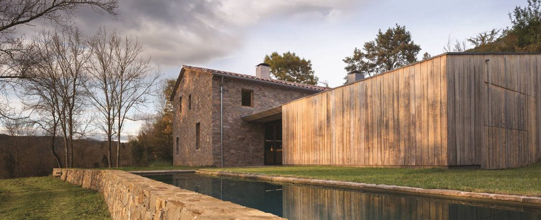 Masia Can Calau Montserrat Nogués i Teixidor Arquitecto : Foto © Marc Torra