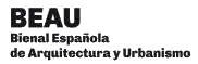 Logo © Bienal Española de Arquitectura y Urbanismo (BEAU)