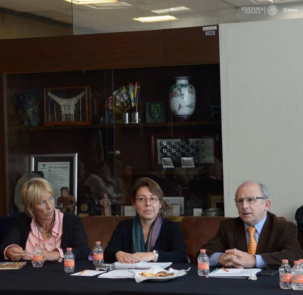 Diego Prieto Hernández, secretario técnico y encargado de la Dirección General del INAH : Foto © Héctor Montaño INAH