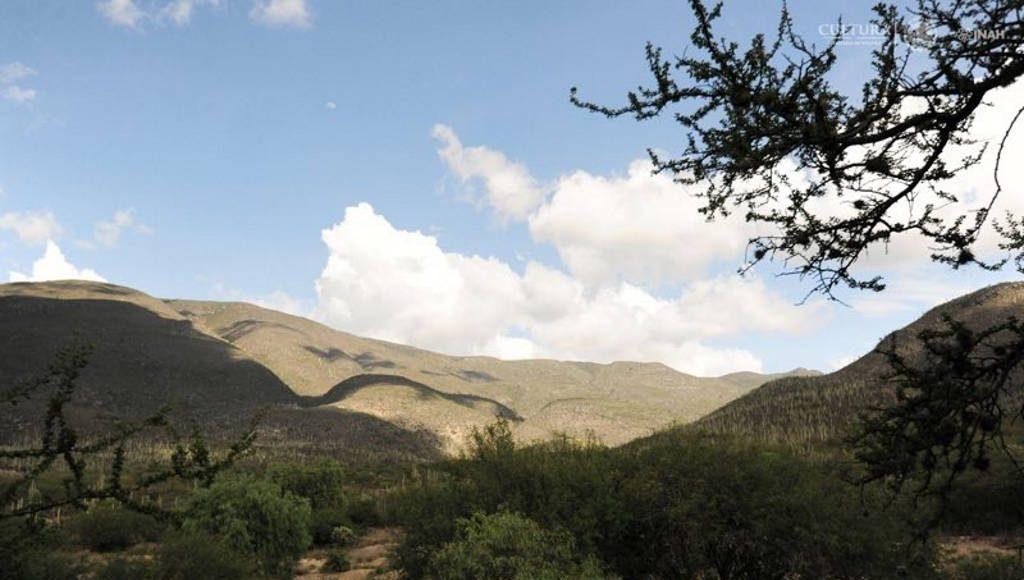 Se ubica en los estados de Puebla y Oaxaca : Foto © Mauricio Marat INAH