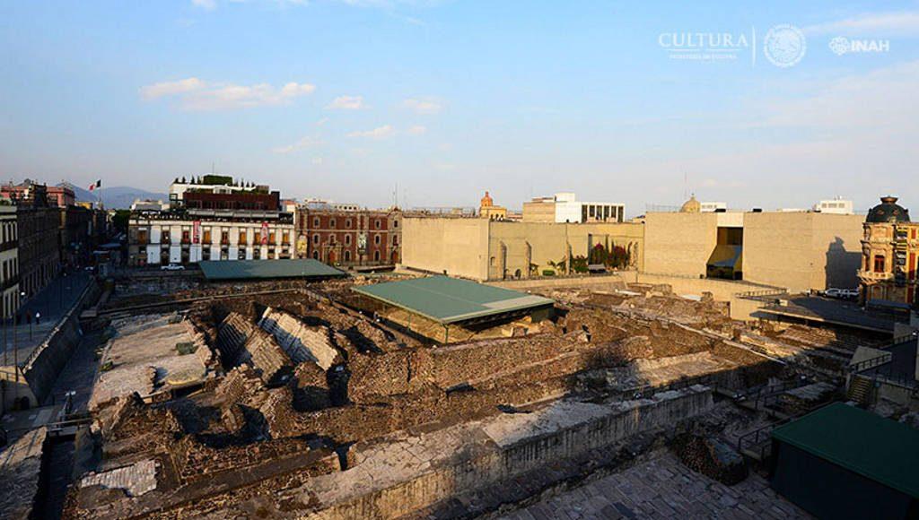 Zona Arqueológica del Templo Mayor : Foto © Héctor Montaño, INAH