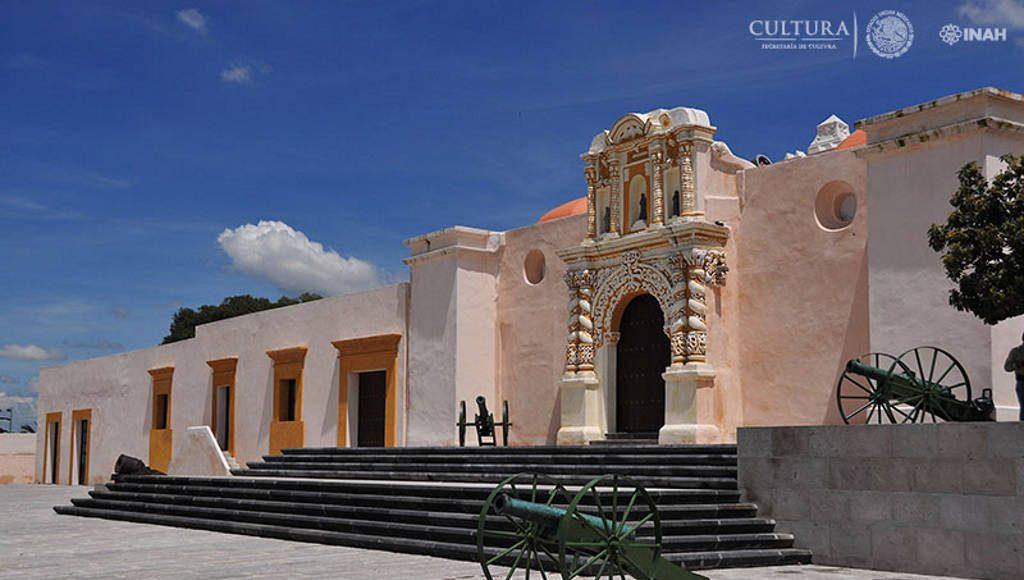 Fuerte de Loreto, Puebla : Foto © Mauricio Marat INAH