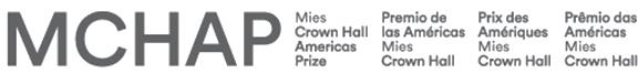 Logo © Premio de las Américas Mies Crown Hall