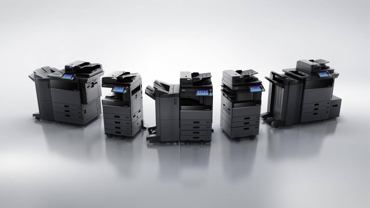 TOSHIBA renueva sus multifuncionales innovando una vez más : Fotografía © TEC Electrónica
