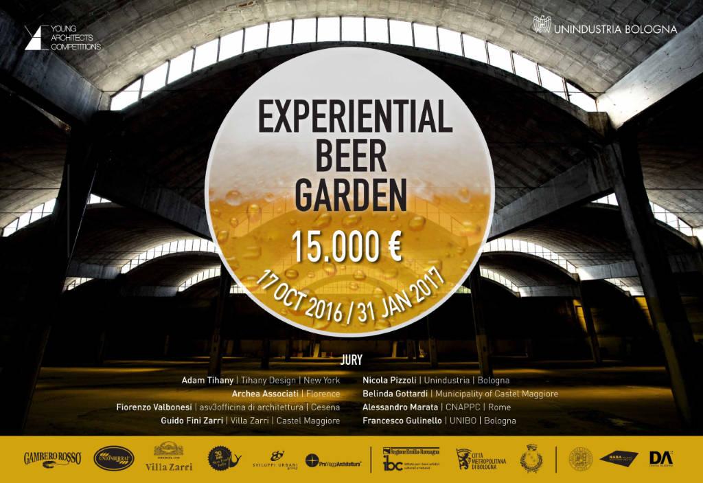 Concurso Experiential Beer Garden organizado por YAC : Fotografía : © Young Architects Competitions (YAC)