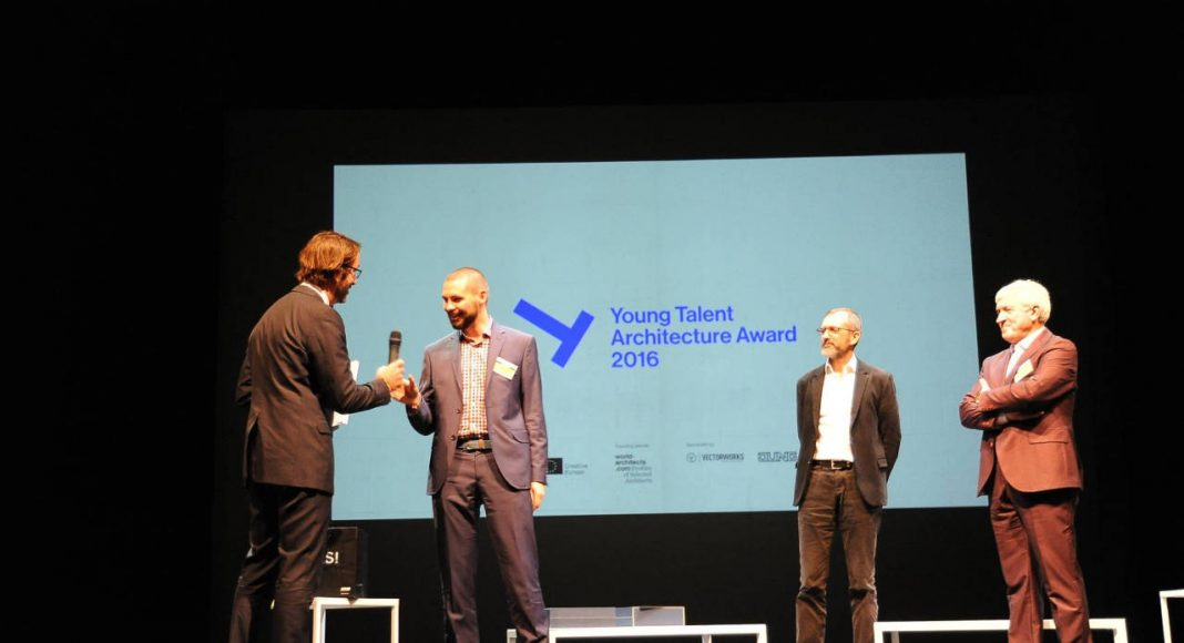 Anuncio de los ganadores del Young Talent Architecture Award : Photo © Fundació Mies van der Rohe