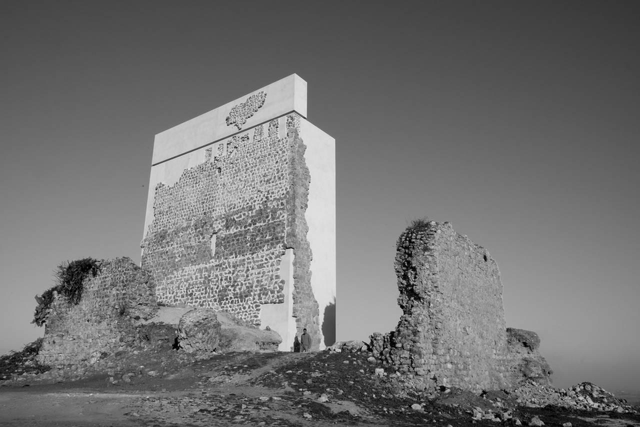 Restauración del Castillo de Matrera en Cádiz por Carquero Arquitectura : Photo credit © Mariano Copete Franco